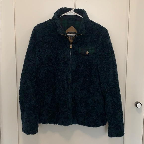Pendleton Fuzzy Jacket Blue